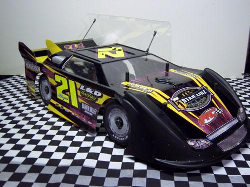 OnStat Racing Bullet Body